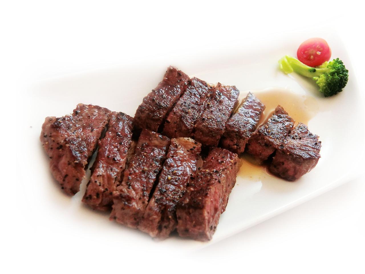 במנת בשר