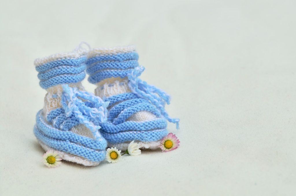 נעלי צעד ראשון לתינוק