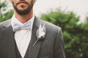 איש לבוש יפה