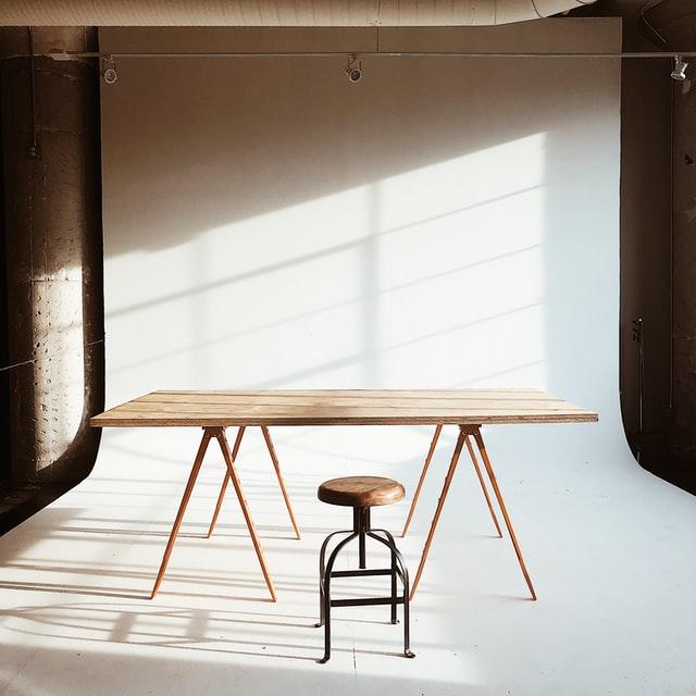שולחן וכיסא מגניבים לבית